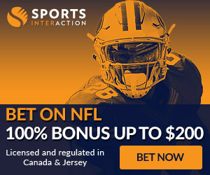 Bet On NFL at SportsInteraciton